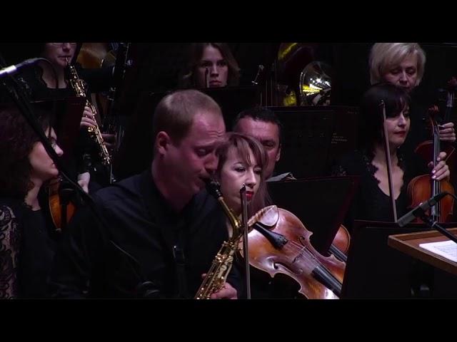 Hanna Kulenty – Saxophone Concerto, Nizhny Novgorod