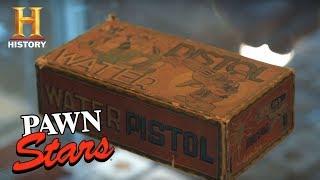 Pawn Stars: 1930s Popeye Water Pistols (Season 14) | History