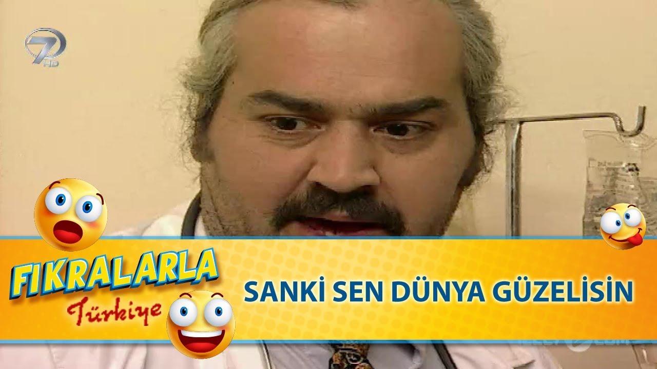 Sanki Dünya Güzelisin - Türk Fıkraları 55