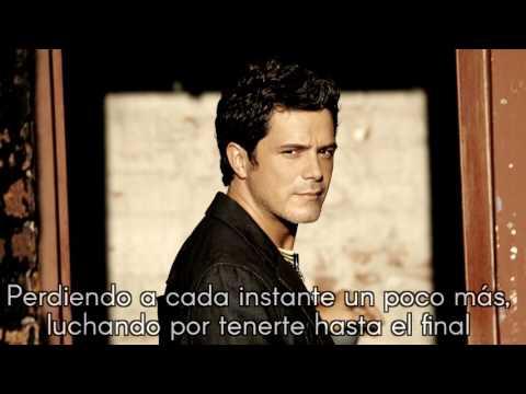 Alejandro Sanz - Cómo te echo de menos (letras)