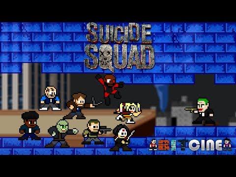 BitCine - Esquadrão Suicida/Suicide Squad