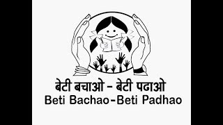 How to draw Beti Bachao Beti Padhao drawing step by step