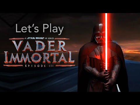 Letu0027s Play: Vader Immortal - Episode 3