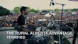 The Rural Alberta Advantage | Terrified | CBC Music Festival