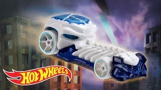 Spooky Stop Motion Halloween Special 👻 | Hot Wheels