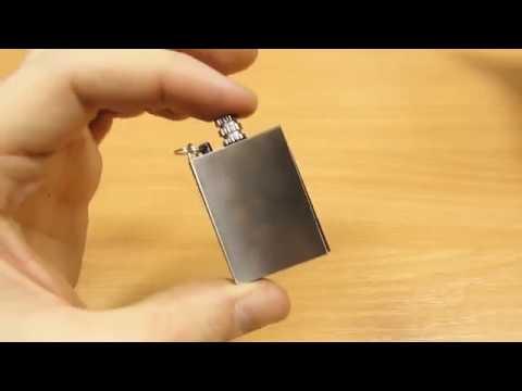Emergency Fire Starter Flint Match Lighter