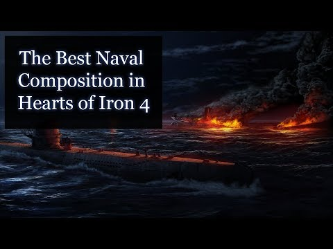 [HoI4] The Best Naval Composition