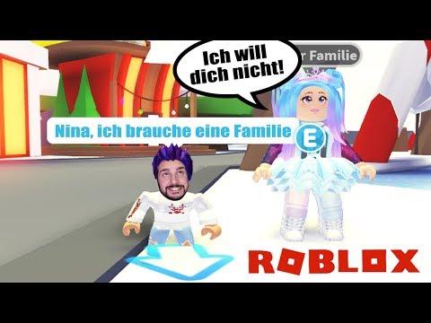 Roblox: NIEMAND WILL KAAN ADOPTIEREN! 1. MAL ADOPT ME SPIELEN!