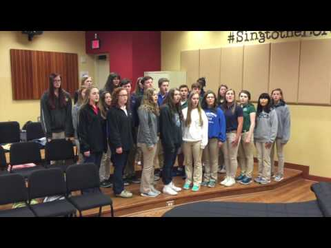 Mount Paran Christian School Concert Choir Submission #2