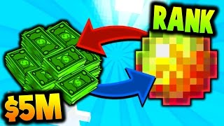 $5 MILLION DOLLAR RANK TRADE! | Minecraft FACTIONS #21 (Fallout Planet)
