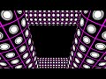 Circles Lights Dance FREE VJ LOOPS 001
