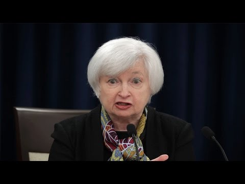 Janet Yellen Sent Stocks Skyrocketing