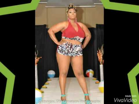 Designers and Bouquets for 1426 Curves Swim Week Fort Lauderdale, Fl