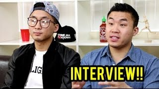 Asians In Media 2014 (Fung Bros Interview)