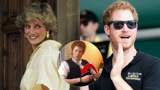 Prince Harry Has Worn This One Piece Of Jewelry For 17 Years - As A Moving Tribute To His Mother
