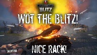 Wot the Blitz 8 Nice Rack Errrr Ammo Rack