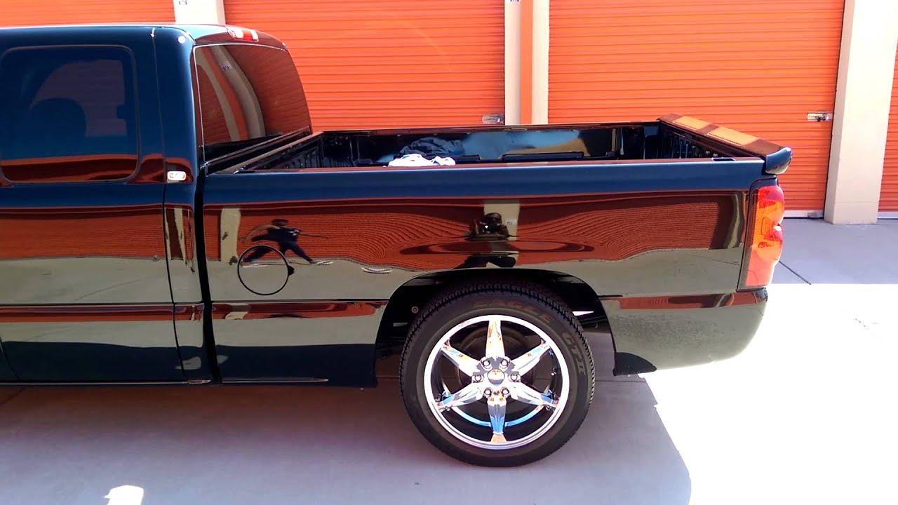 2005 Chevrolet Silverado 1500 Regency RST Package Truck
