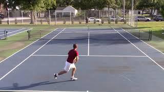 Erik Weiler (Quincy) vs. Anton Davidsen (Lindenwood-Belleville…