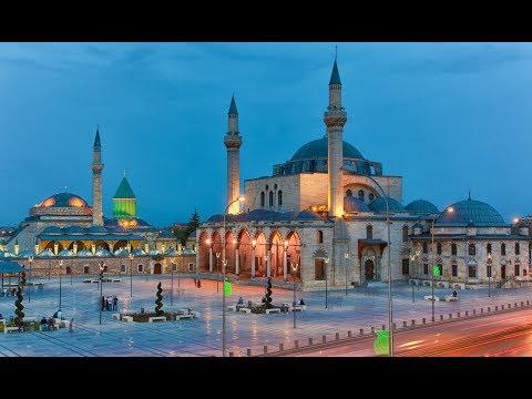 Wisata Turki Mevlana Museum Rumi di Konya Turki