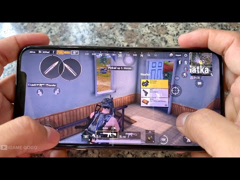 IPhone 11 Pro Max Test Game Pubg Mobile