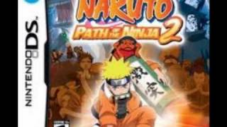 Naruto Path of The Ninja 2 Battle Music