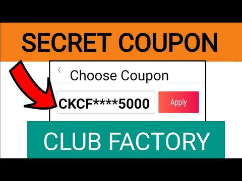 Club Factory Coupon Code: Buy Products at Low Price Using Club Factory Coupon | Club Factory Coupon