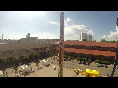 LEGO® #TorredaRecord - Quarto giorno - 21 metri e 75 centimetri