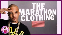 T.I. BUYS OUT Nipsey's Marathon Clothing Store