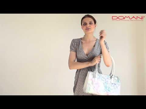 Domani /Женская сумка/ VLOG брендовых итальянских сумок/ Интернет-магазин Domani