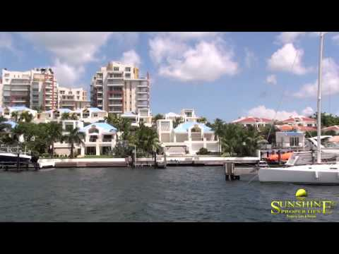 Aqua Marina Sint Maarten Caribbean Real Estate and Villa Rentals By Sunshine Properties