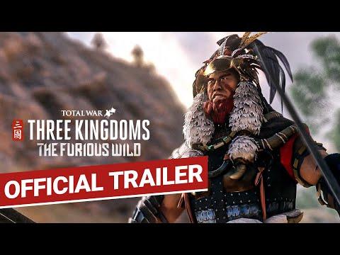 Анонсируем Total War: THREE KINGDOMS - The Furious Wild