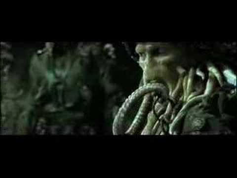 Piratas del Caribe 2 - El Cofre del Hombre Muerto - Trailer