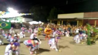 Revelação junina 2015 a campeã de breu branco-pa