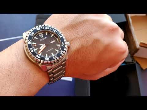 Citizen Diver NH8388-81E Marine Sport AUTOMATIC