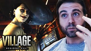 RESIDENT EVIL 8 VILLAGE Gameplay en PS5 (Vegetta777)