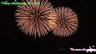 Pháo Hoa Mừng Xuân Happy New Year 2015 Fireworks ABBA