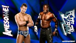WWE The Miz & R Truth 3rd Theme Song    The Awesome Truth