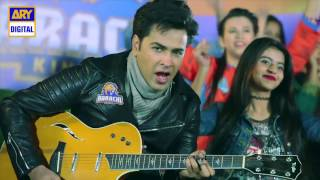 Karachi Kings' official anthem for PSL 2017