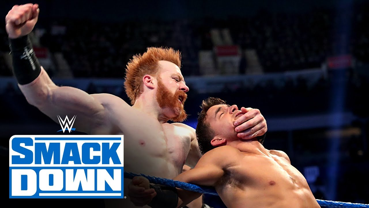 the rock smackdown 2020