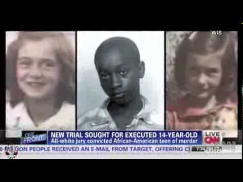 New Trial for George Stinney 70 years after his execution