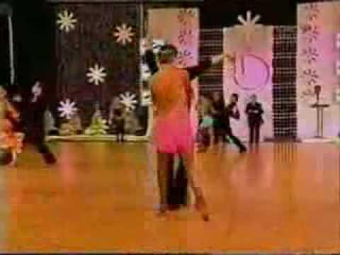 IDSF Moscow Latin Ballroom Dancesport Championship 2005
