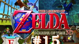 [FR] Zelda Ocarina of Time 3D Master Quest - Le Temple de l'Eau - Episode 15