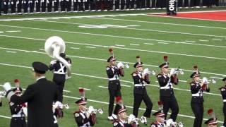 Ohio State Marching Band Entire Pregame Show Incl Ramp Script Ohio Sloopy 10 17 2015 OSU vs PSU