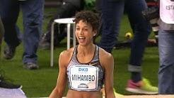 Malaika Mihambo triumphiert beim ISTAF INDOOR