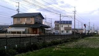 【赤電なのに赤が無い】遠鉄電車 2005F+2002F サーラ×ビレッジ 西ヶ崎~積志