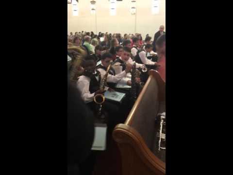 Deltona Christian School Concert Crusaders April 25, 2016 take I
