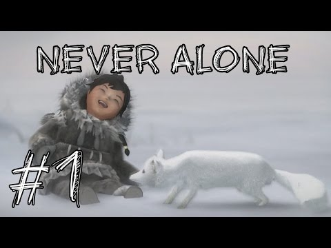 It's Finally Here! (Never Alone #1)