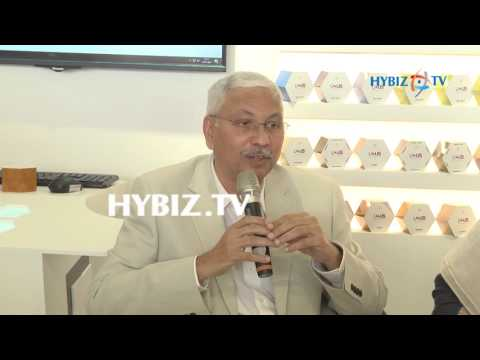 Anil Mathur | Godrej U&US Home Design Studio Launch Hyderabad | hybiz