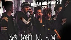 """KISS YOU THIS CHRISTMAS-WHY DON""""T WE- LIVE PERFORMANCE"""