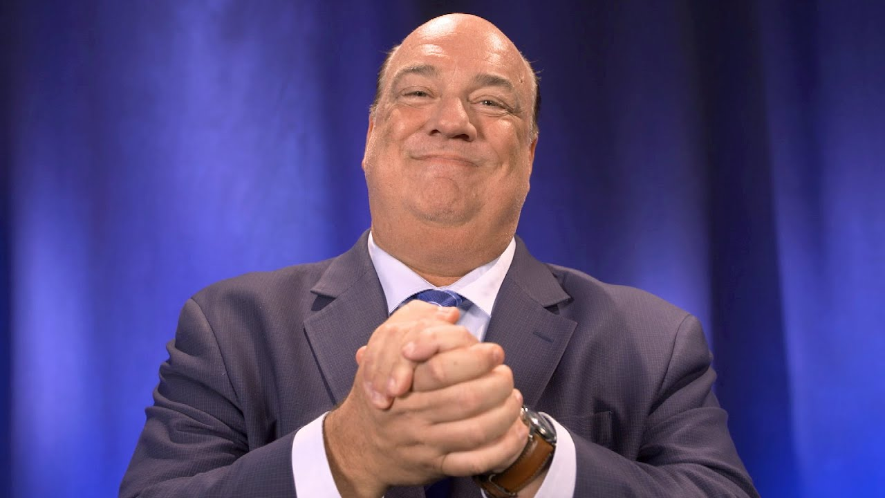 Image result for Paul Heyman""